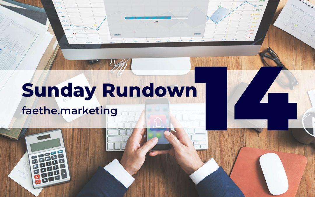 Sunday Rundown #14 – Easily move data to the Cloud