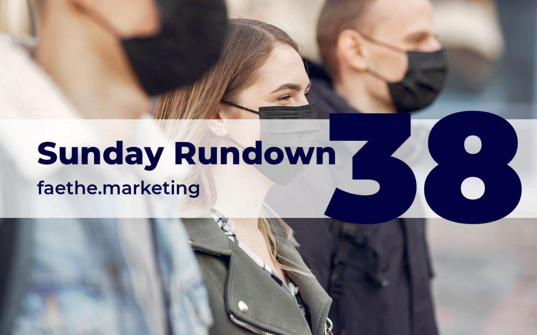 Sunday Rundown #38 – The 'new normal'