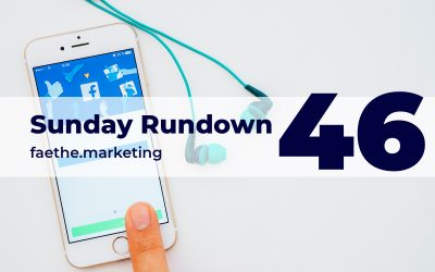Sunday Rundown #46 – No more text restrictions