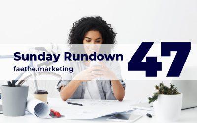 Sunday Rundown #47 – Cross-platform messaging