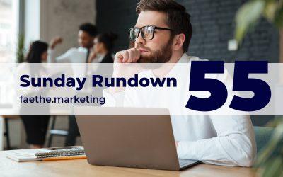 Sunday Rundown #55 – Psychology of user decisions