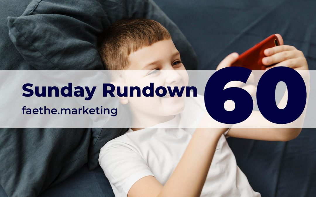 sunday rundown #60