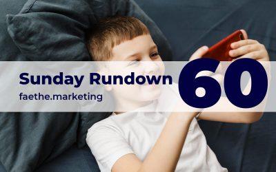 Sunday Rundown #60 – New TikTok restrictions