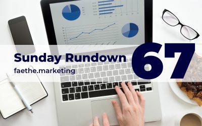 Sunday Rundown #67 – Facebook Analytics